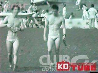 競泳 パンツ 盗撮 競パン男子のオナニーをマジマジと見ちゃった♪   フミのスク水 ...